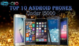 Best SmartPhones Under 15000 With 2 GB RAM, 4G Connection