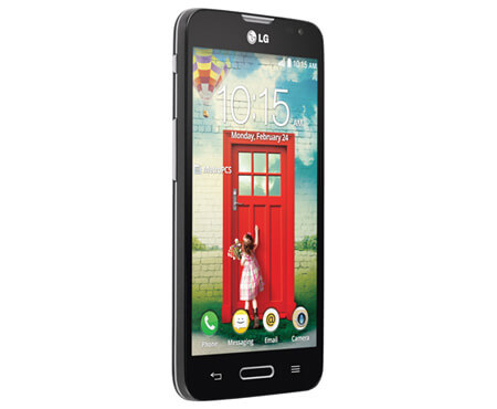 LG Optimus L70 - Best Budget smartphone under 10000