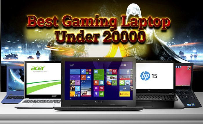 Best Gaming Laptop Under 20000
