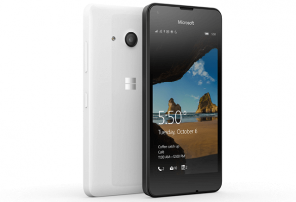 Microsoft Lumia 550 - Android Mobile under 10000