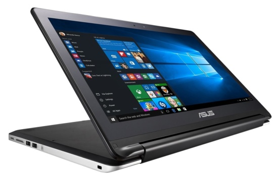 ASUS Flip 15.6 2-in-1 Convertible Gaming Notebook