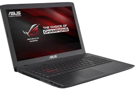 ASUS ROG GL552VW-DH71 Gaming Laptop