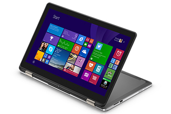 Dell Inspiron 13 7000 Series Convertible 2 in 1 - best laptops under 1000 for students