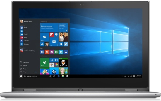 Dell Inspiron i7359-2435SLV laptop - best college laptops under 600 $