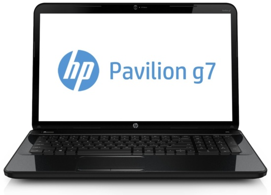 HP Pavilion g7-2270us Gaming Laptop - gaming laptops under 600$