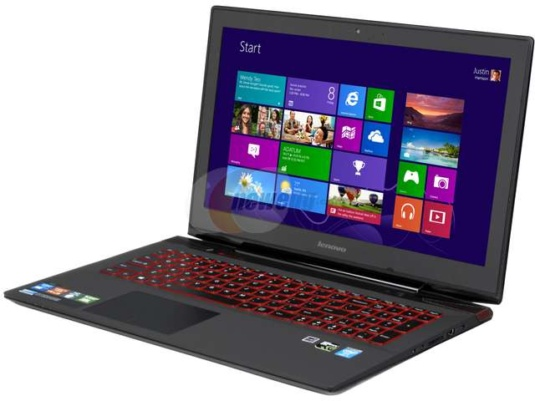 Lenovo Y50 59418222 16-Inch Gaming Laptop