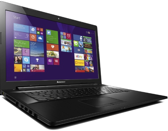 Lenovo Z70 80FG0037US - best college laptops under 1000