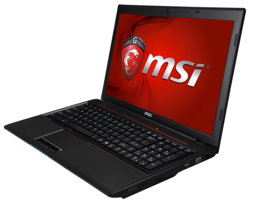 MSI GP 60 Leopard Laptop - powerful laptops under 1000