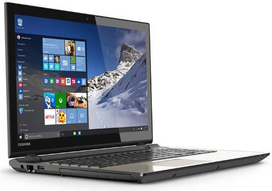 Toshiba Satellite L55Dt-C5238 Gaming Laptop - best 2 in 1 laptops under 600 Dollar