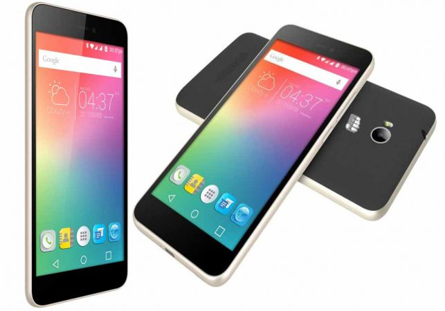 Micromax Canvas 2 vs 3