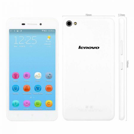 Original Lenovo S60w - low price smartphones