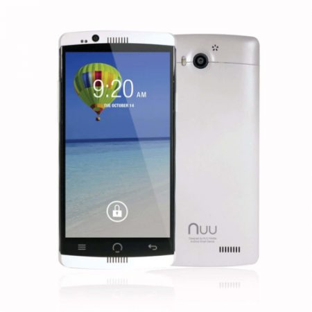 NUU Mobile X1 - budget mobile phones