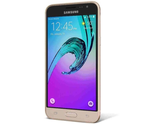Samsung Galaxy J3 - best smartphone under 200 $