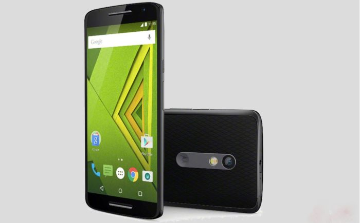 Moto X Play Turbo