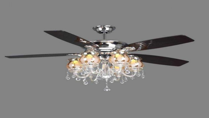 luxury ceiling fans with lights Cool TOP 10 Luxury ceiling fans 2018 Décor