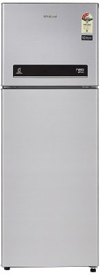 Whirlpool 265 L 3 Star Frost-Free Double-Door Refrigerator