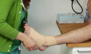 top Ankle Joint Bandage & Braces