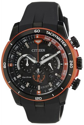 Citizen Analog Black Dial Men's Watch -...