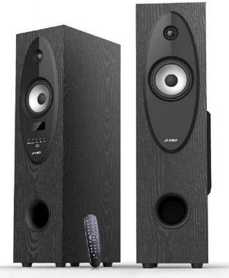 F&D T-30 X 2.0 Floor Standing Bluetooth Speakers
