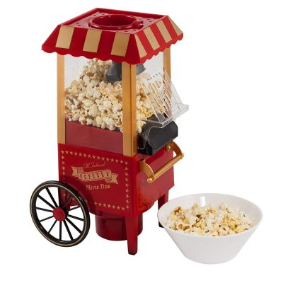 Godskitchen Electrics, Stainless Steel Hot Popcorn Maker Machine