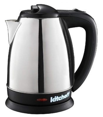 Kitchoff Automatic Stainless Steel Electric 1.8 Litre Kettle for ..