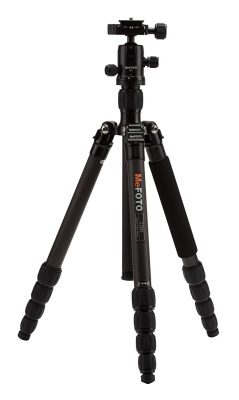 Mefoto C1350Q1K Roadtrip Carbon Fiber Travel Tripod Kits