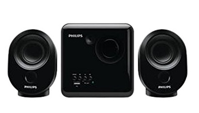 Philips SPA150-94 2.1 Desktop Speakers