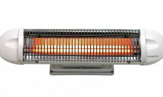 Power Electronic Room Heater
