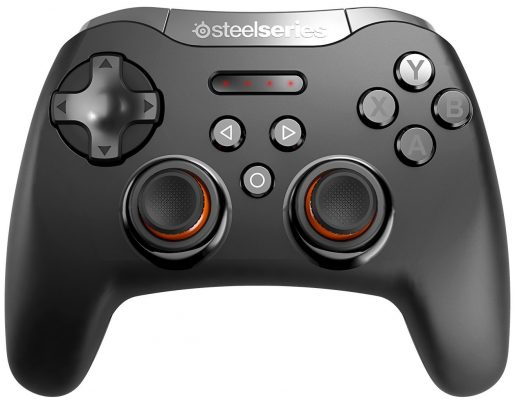 SteelSeries Stratus XL Android game controllers