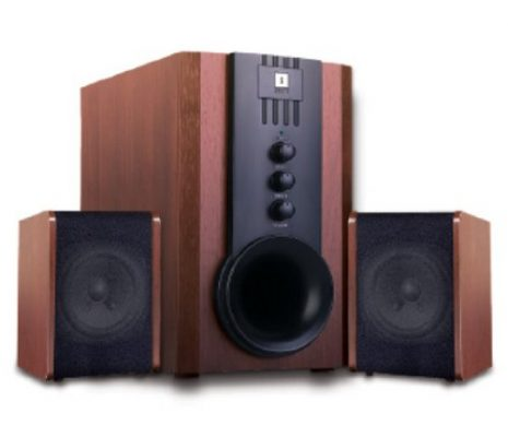 iBall Tarang 2.1 Full Wood Multimedia speaker