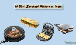 10 Best Sandwich Makers in India