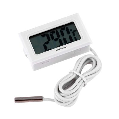 AptechDeals Mini LCD digital thermometer