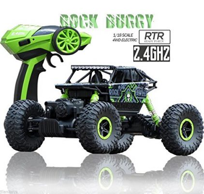 BIPM Rock Crawler 2.4G 1:18 Scale 4WD Off-Road Racing Car