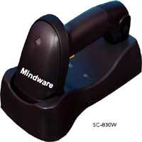 Barcode Scanner Wire Less - Blue Tooth - Mindware SC 830W