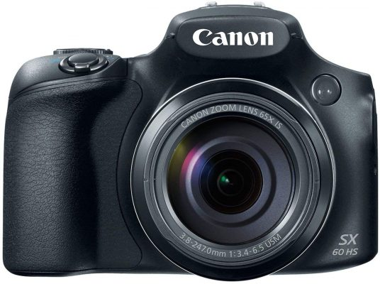 Canon PowerShot SX60-HS 16.1MP Advanced Digital Camera