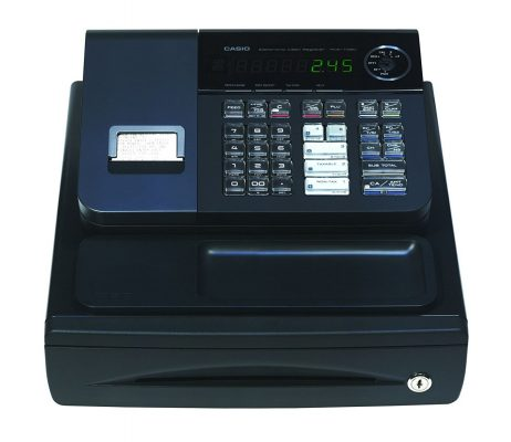 Casio PCR-T280 Electronic Cash Register by Casio