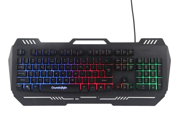 Cosmic Byte Wired Gaming Keyboard