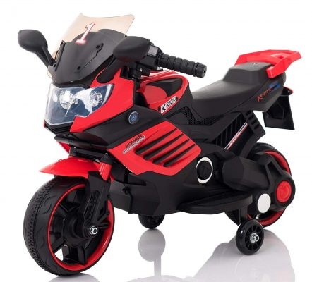 GetBest Spark Kids Battery Operated Ride on Bike