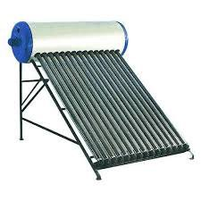 Global Solar Energy Domestic solar water heater