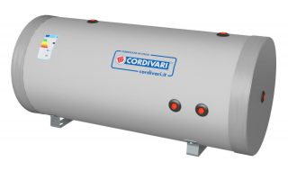 horizontal water heater