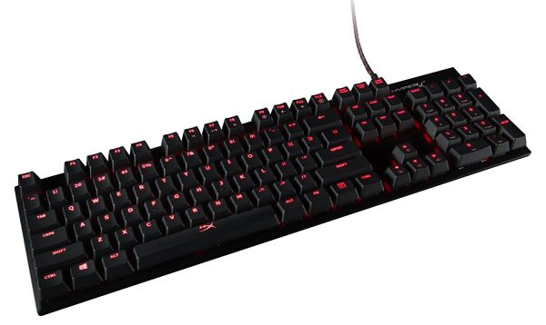 HyperX Alloy HX-KB1BL1-NA/A3 Mechanical Gaming Keyboard