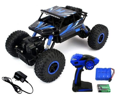 Kids Choice 4WD Rally Sports Remote Control Car