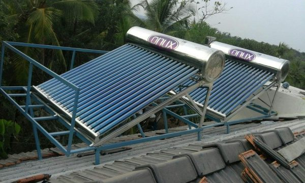 ONYX SOLAR WATER HEATER 150L FULLY STAINLESS STEEL