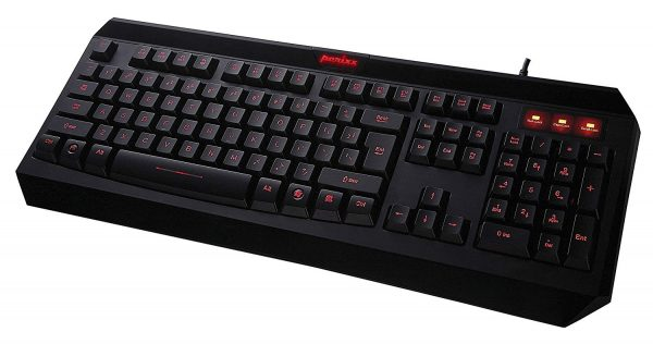 Perixx Backlit Gaming Keyboard