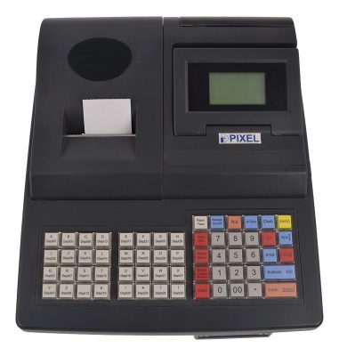 Pixel DP3000 Cash Register, 36 cm x 33 cm x 25.5 cm
