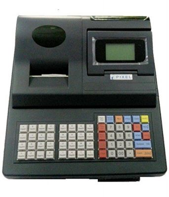 Security Store Billing Machine for Restaurant.
