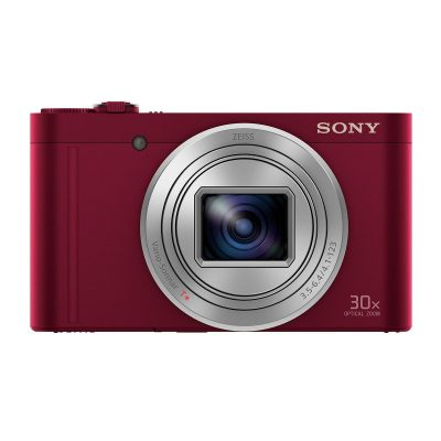 Sony Cybershot DSC-WX500/R 18.2MP Digital Camera