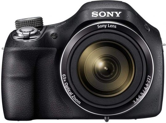 Sony H400/B 20.1 MP Digital Camera