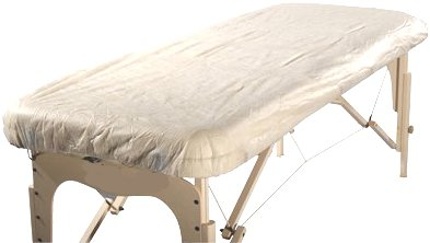 "Therapist's Choice® ""Waterproof"" Fitted Disposable Massage Table"