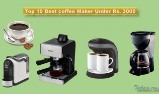 Top 10 Best coffee Maker Under Rs. 3000